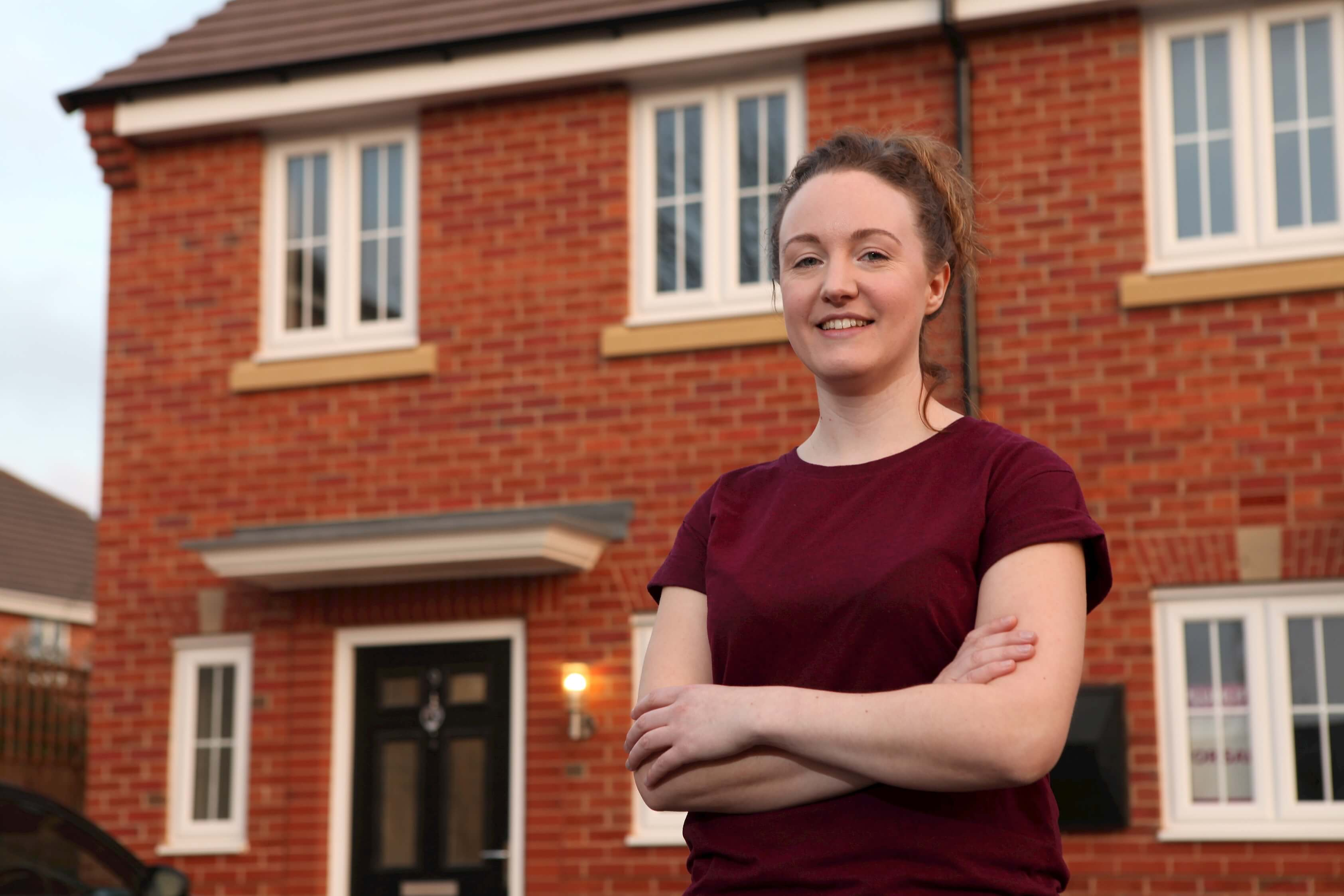 Shared ownership helps Laura get her ideal home at Beacon Place Image